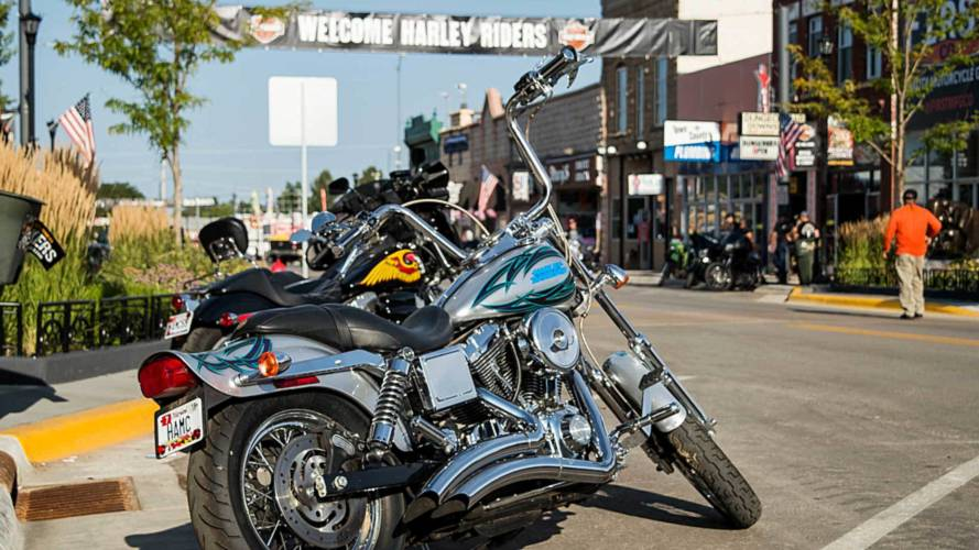 Sturgis 2020 First Weekend In Numbers: 41 DUIs, 30 Crashes, 0 Mask