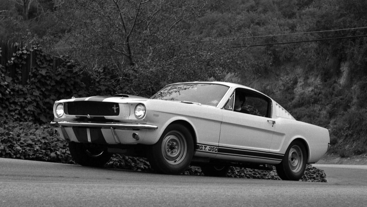 Mustang Shelby GT350 Prototype (1965)