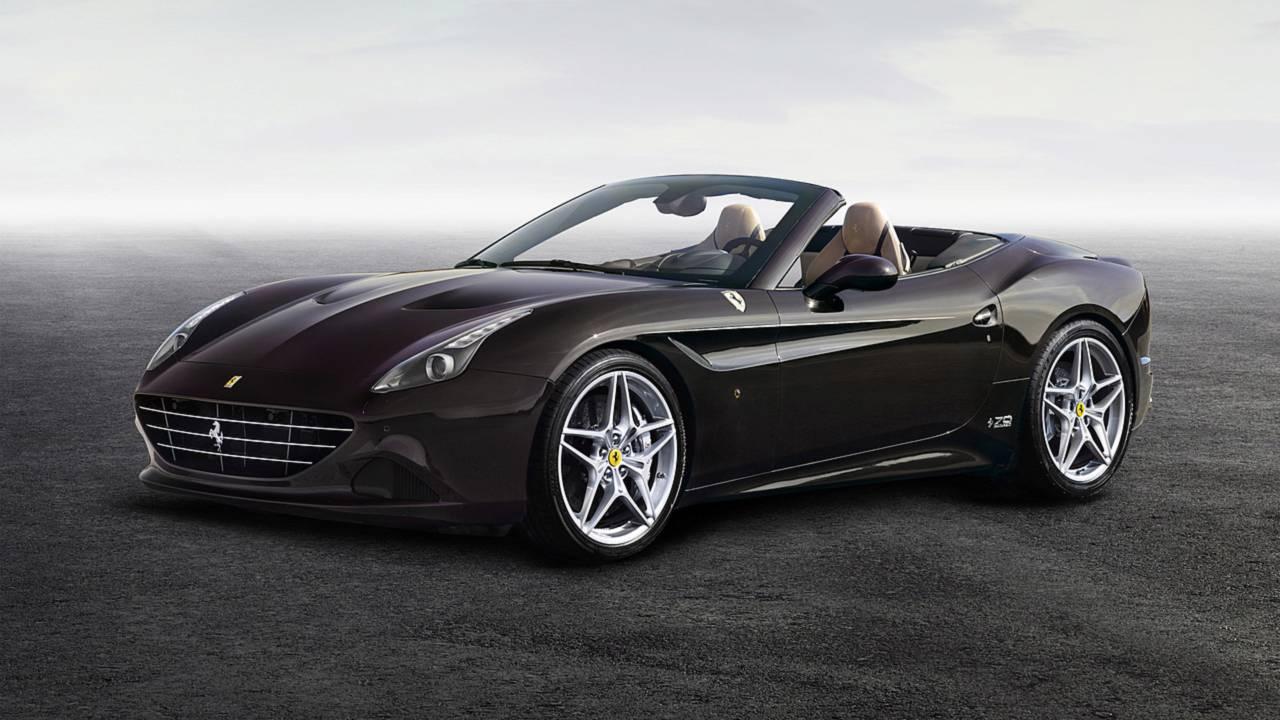 The Steve McQueen Ferrari California T