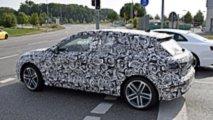2019 Audi A3 spy photo
