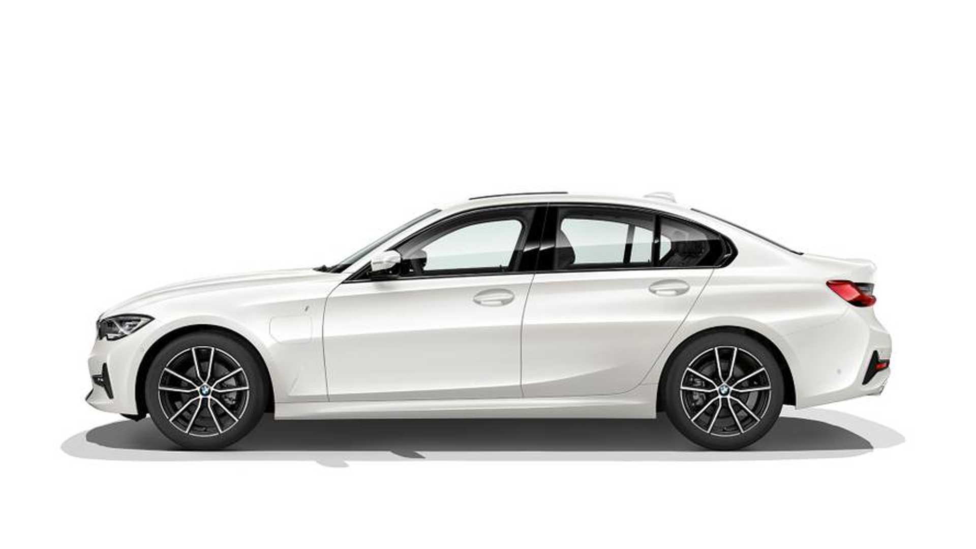 Flagra: Novo BMW Série 3 já está no Brasil e deve aparecer no Salão do Automóvel Bmw-3er-2019-330e-iperformance