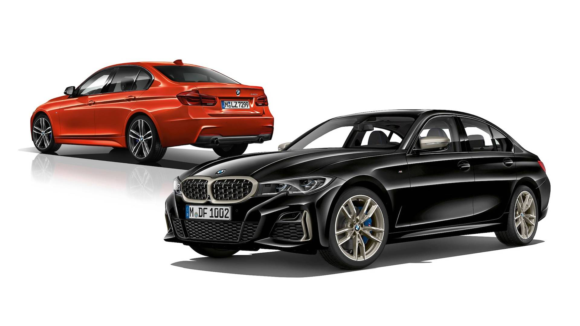 2019 Bmw 3 Series See The Changes Side By Side