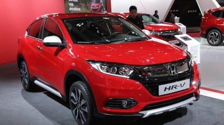 Salão de Paris: Honda HR-V renovado antecipa linhas da versão nacional