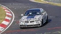 BMW M3 (G80) 2019 neue Erlkönigbilder