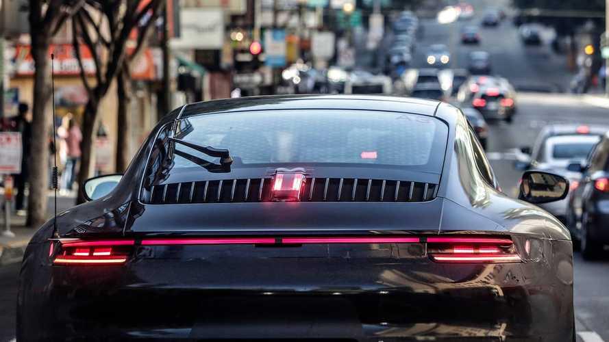 Nuova Porsche 911, la prima prova (da passeggeri)