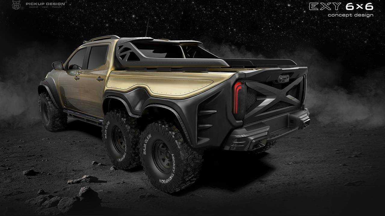 Mercedes-Benz Classe X 6X6 by Carlex Design