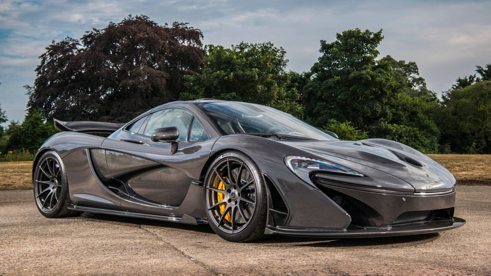 want to own jenson button's mclaren?