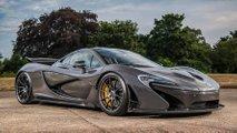 Jenson Button's McLaren P1 for sale