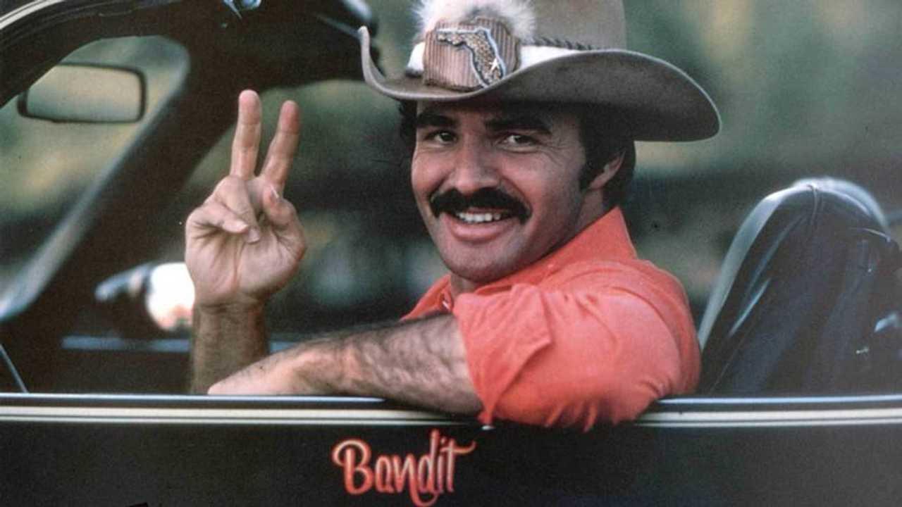 Burt Reynolds as the Bandit