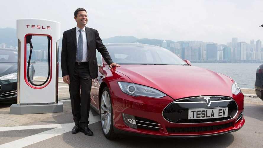 Un Français devient le numéro 2 de Tesla