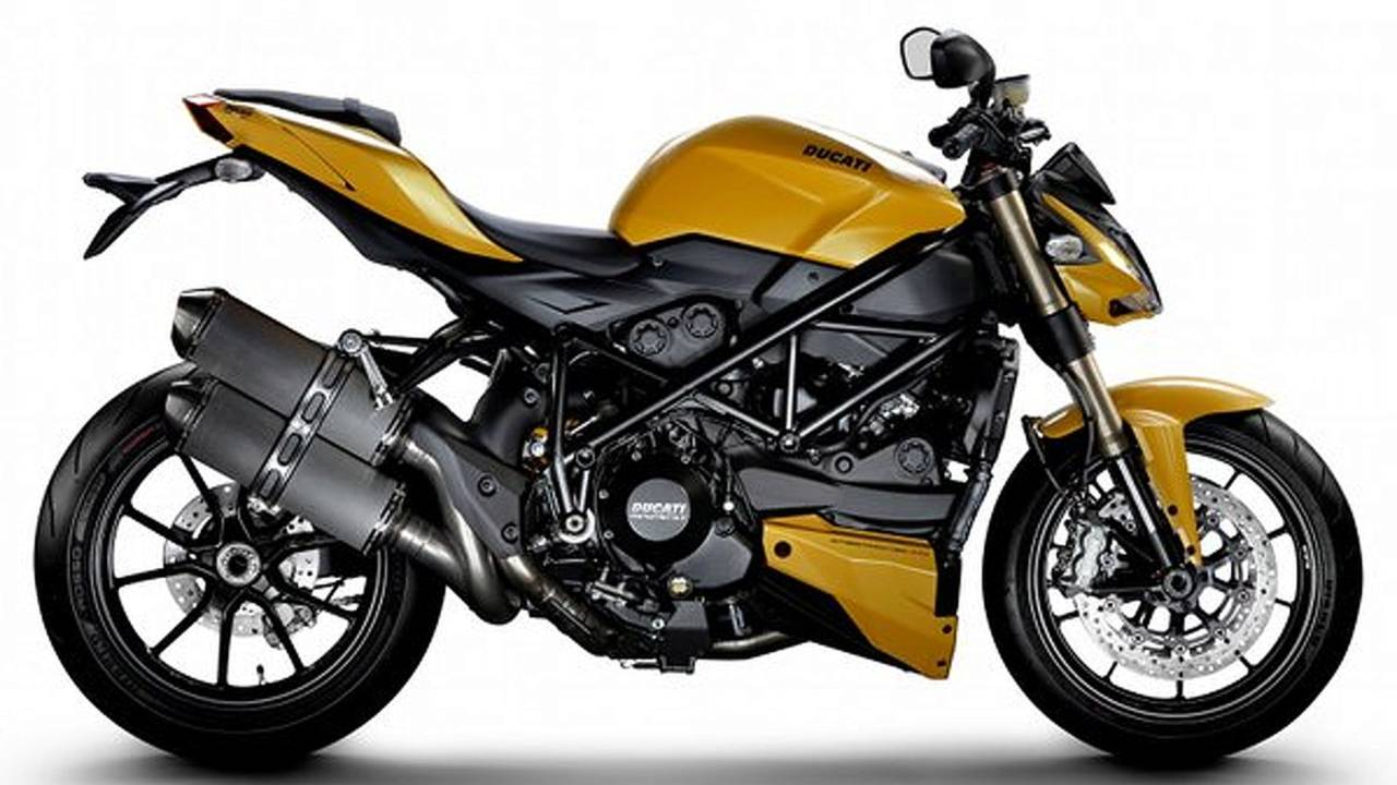 Ducati Streetfighter 848: smaller capacity, less money