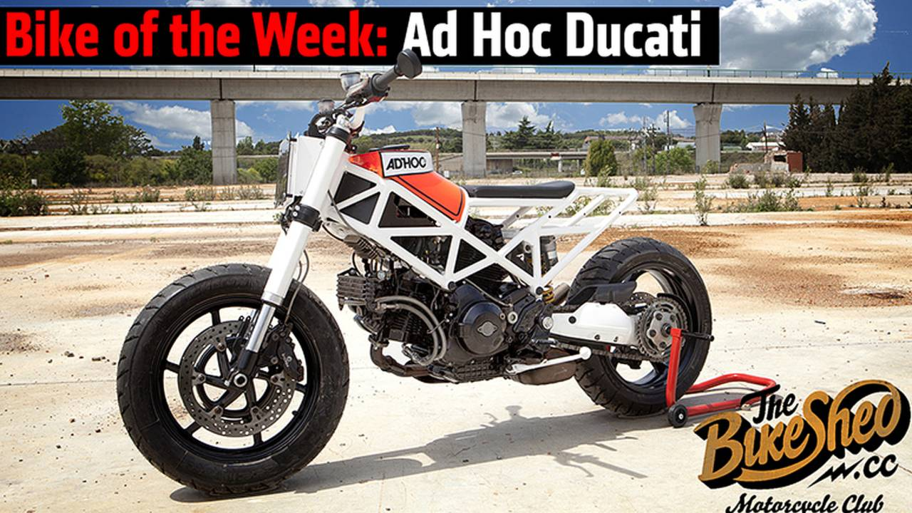 Bike of the Week: Ad Hoc Ducati