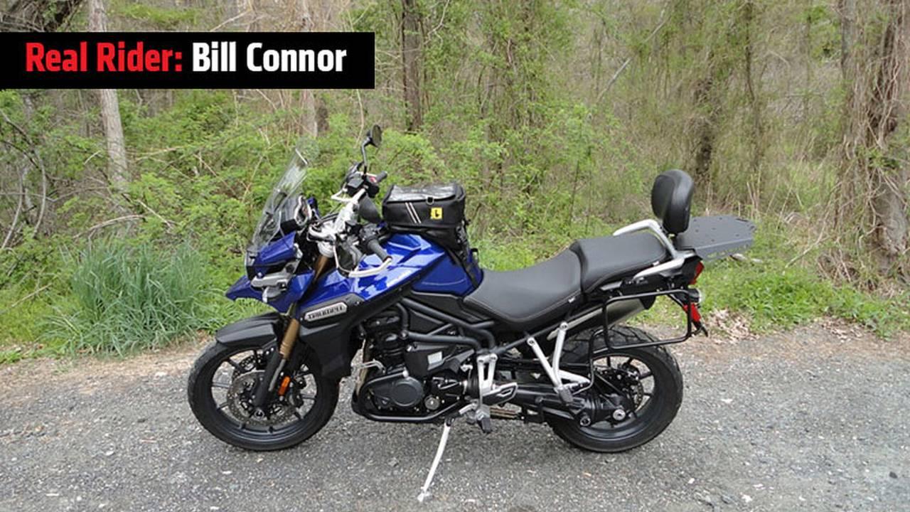 Real Riders: Bill Connor