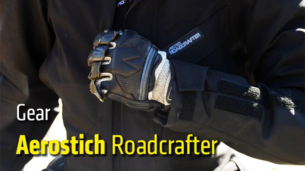 Gear: Aerostich Roadcrafter