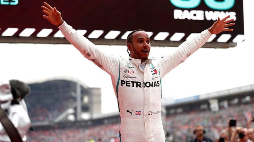 F1 -  Jackpot pour Hamilton, déroute pour Vettel !