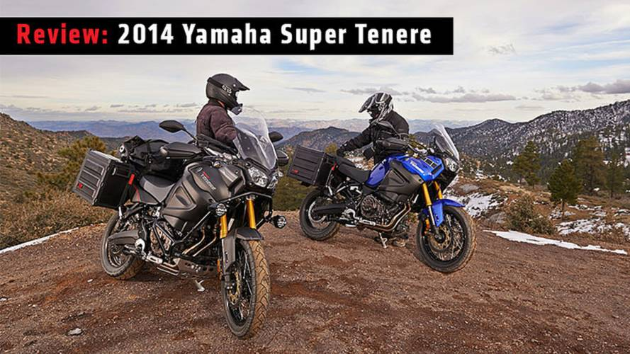 Review: 2014 Yamaha Super Ténéré