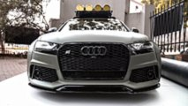 Audi RS 6 Avant Race!