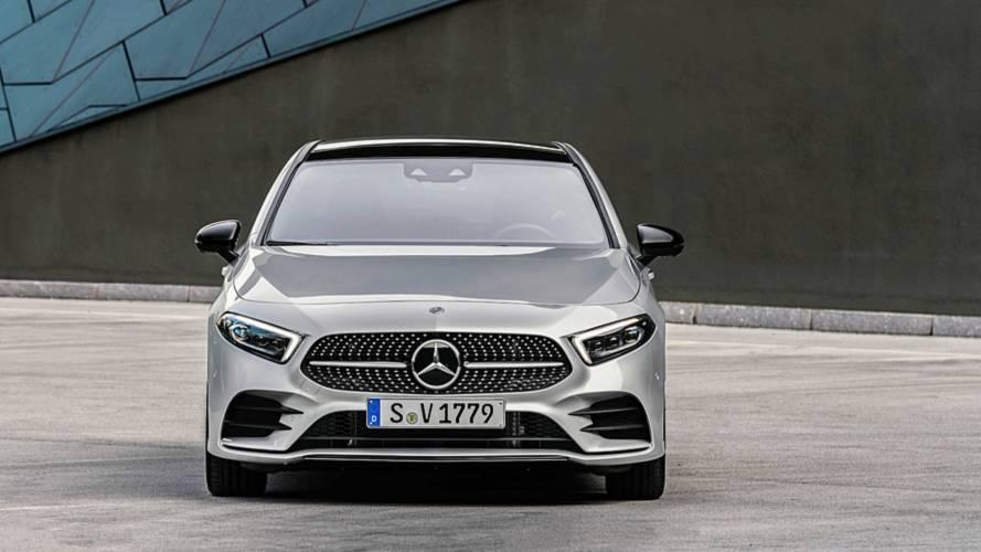 Mercedes-Benz Clase A Sedan 2019