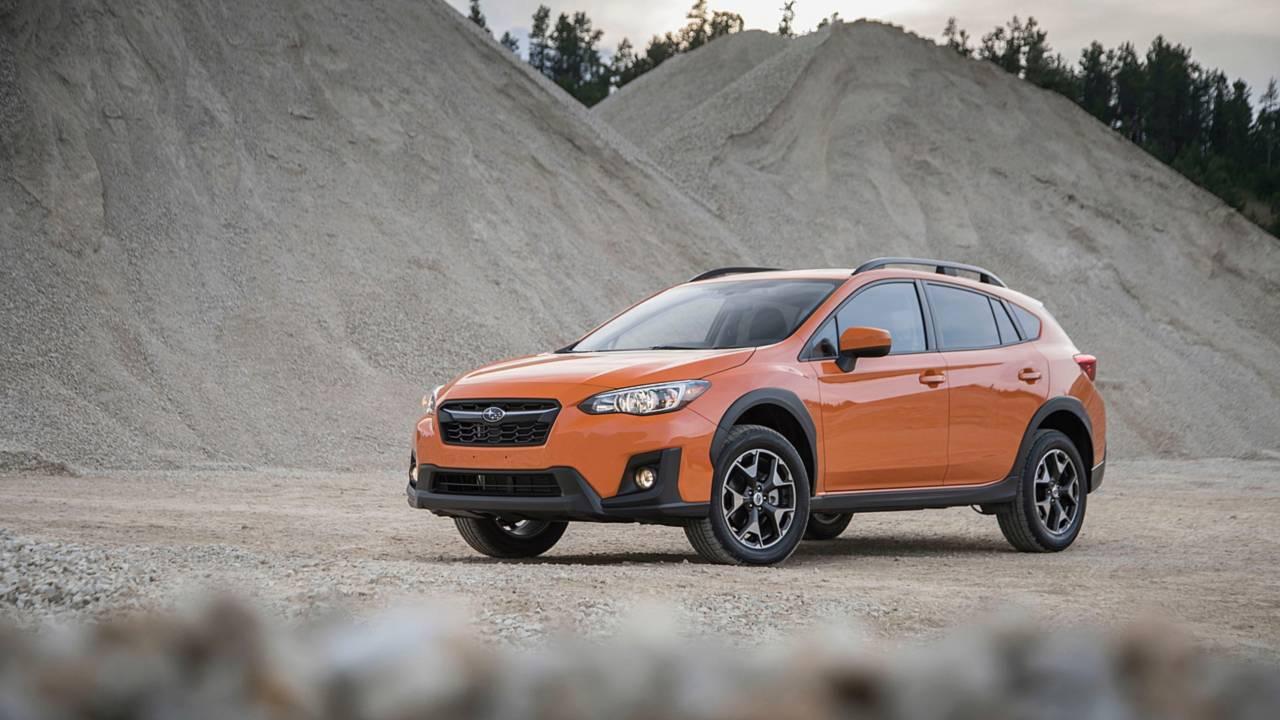3. Compact SUV/Crossover: Subaru Crosstrek