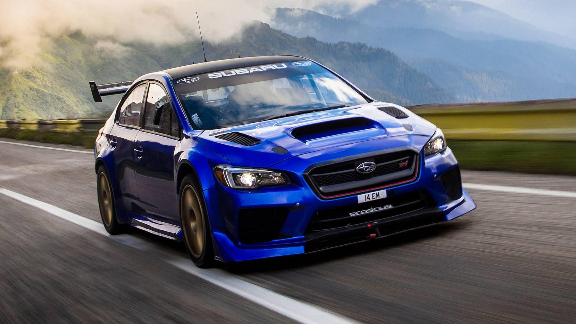 Tackling The Transfagarasan: Driving The World's Best Road In A Subaru WRX  STI