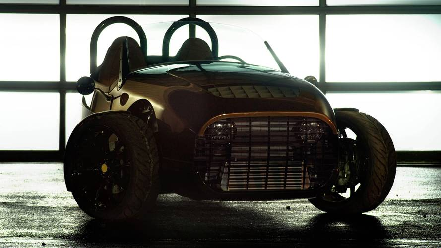 Vanderhall Carmel Teased As More Luxurious, Vintage-Tinged Trike