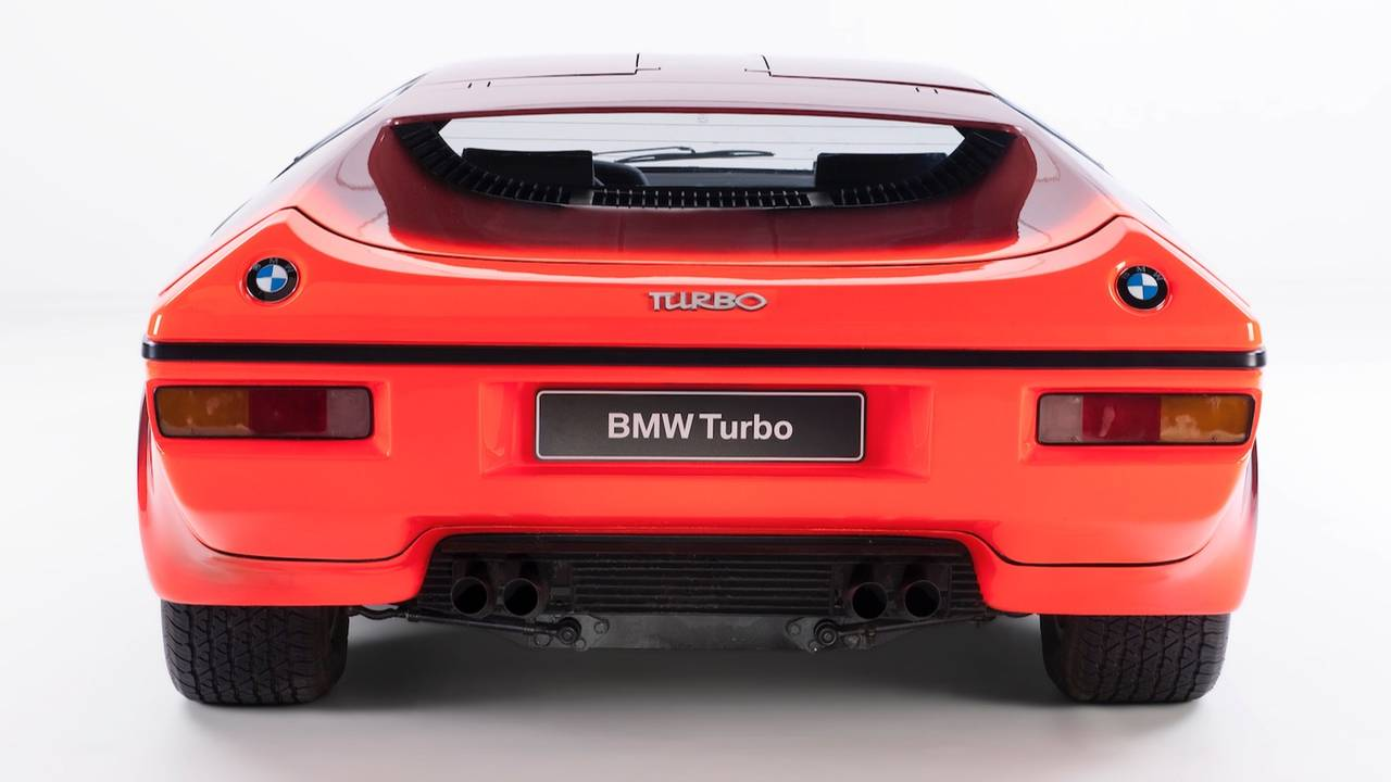 BMW Turbo