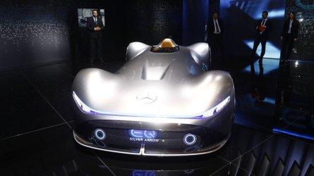 VIDÉO - Les plus beaux concept-cars du Mondial de Paris 2018