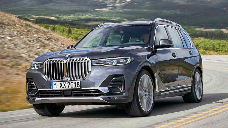 BMW'den bir X7 M gelmeyecek