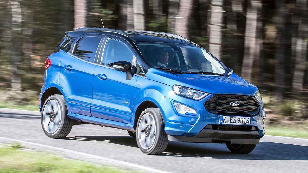 Ford EcoSport (4,10 Meter)