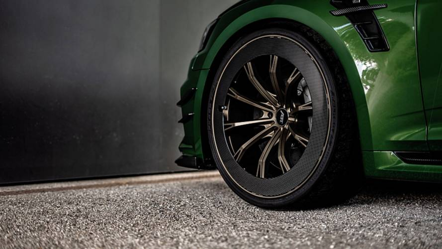 ABT's limited-edition Aerowheel looks expensive because it is