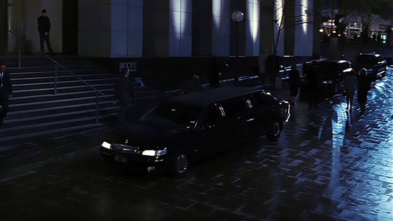1995 Ford LTD Stretch Limousine