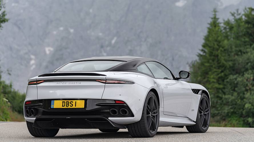 2019 Aston Martin Dbs Superleggera First Drive What S In A Name