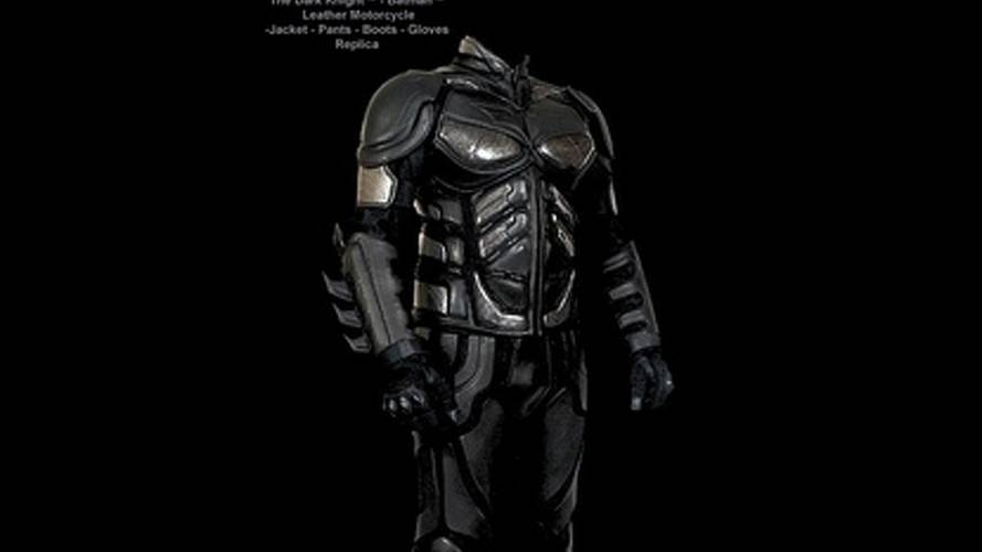 Batman motorcycle suit: the suit bikers deserve, not the suit they need