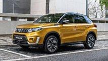 2019 İçin Güncellenen Suzuki Vitara
