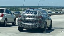 2020 BMW X6 spy photos from Motor1.com reader