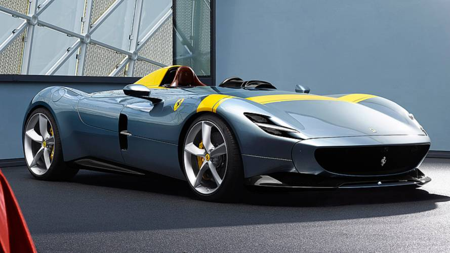 Maths prove Ferrari Monza SP1 most beautiful performance car ever made