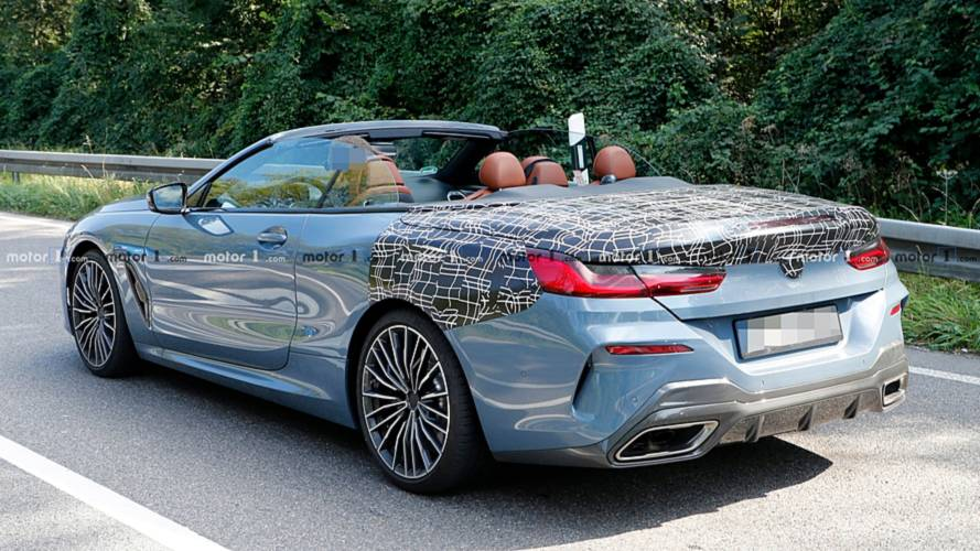 BMW 8 Series Convertible to be revealed next month in LA