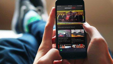 Exprimez-vous sur tous les sujets F1 avec l'application Motorsport Fans