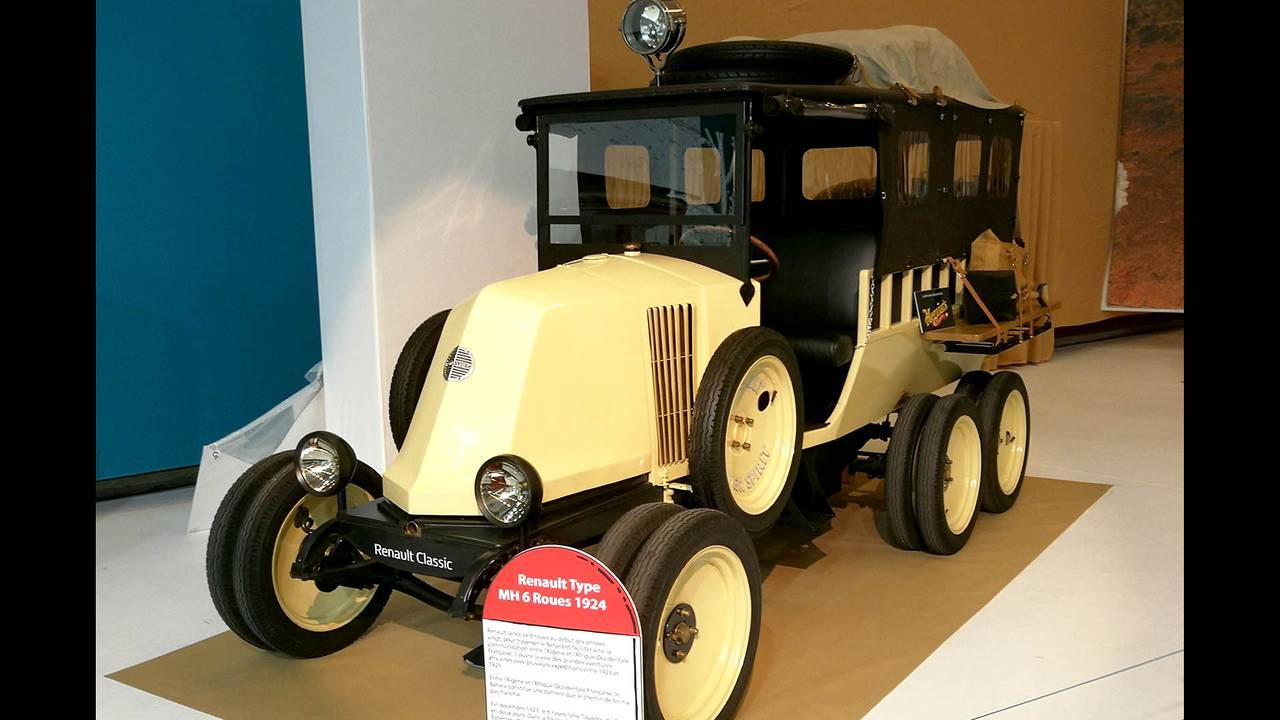 Renault MH 6 Roues (1924)