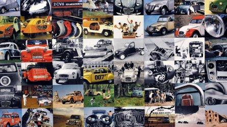 70 Jahre Ente: Feiern Sie mit uns den großen Citroën 2CV