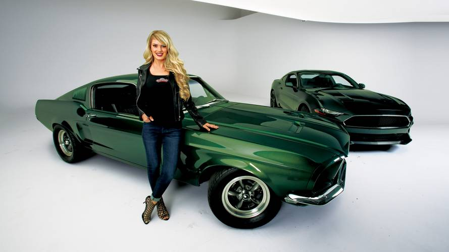 You Could Win A Pair Of Bullitt Mustangs By Donating To Charity