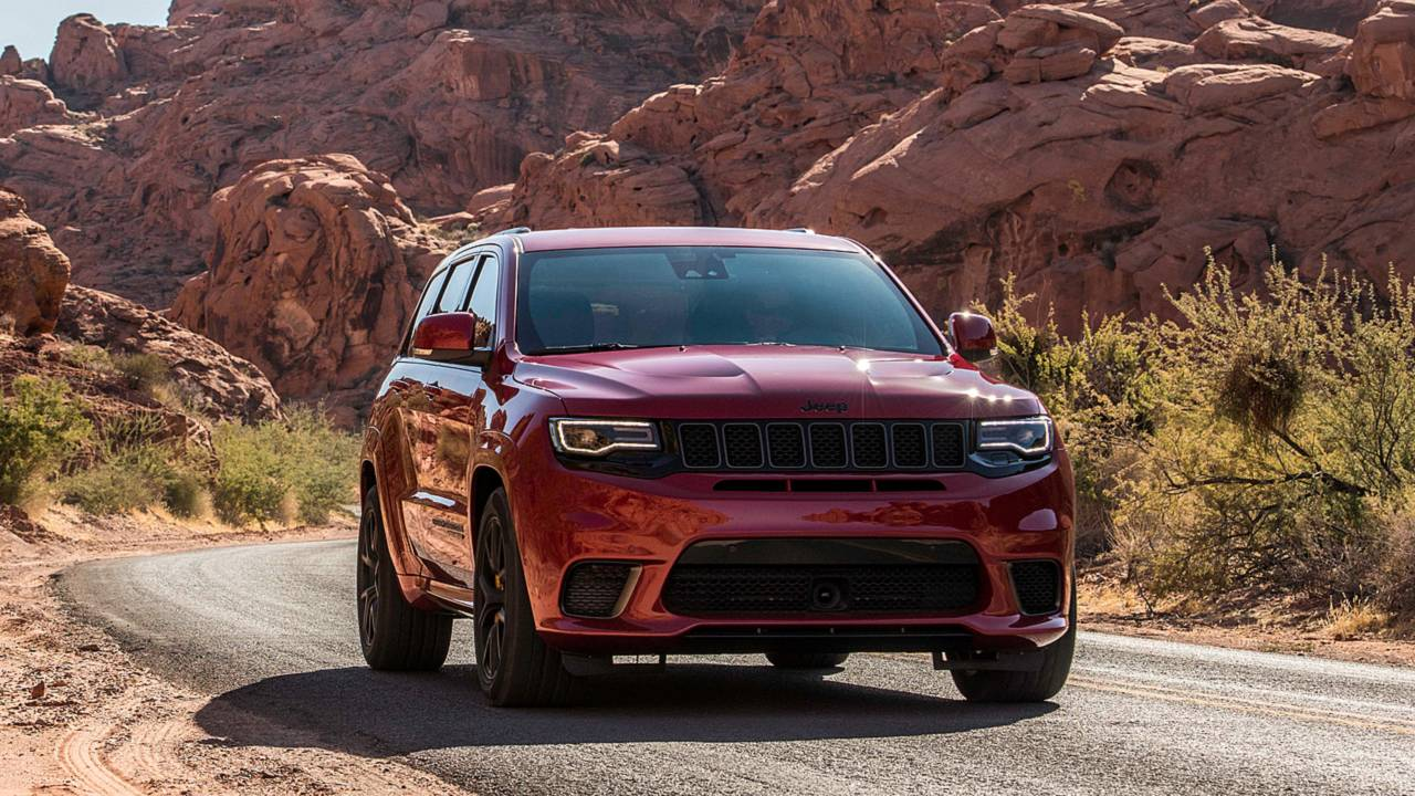 19. Jeep Grand Cherokee –$3,090-$8,482
