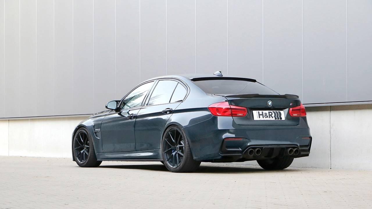 BMW M3 F80 Limo. - HVF_back