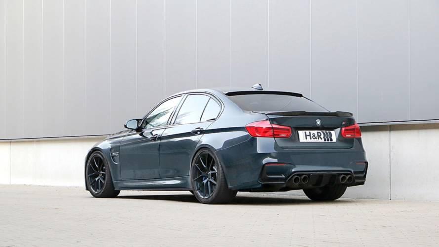 H&R Fahrwerk für BMW M3 Limousine