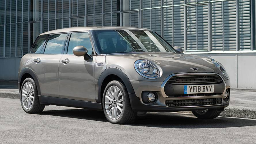 Mini Clubman City is aimed purely at corporate buyers