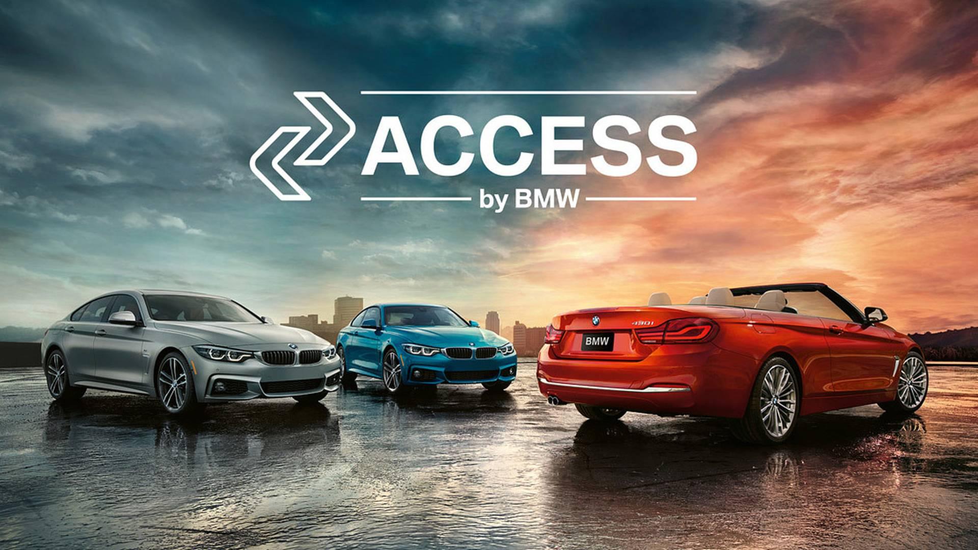 BMW и Audi прекращают программы подписки на автомобили