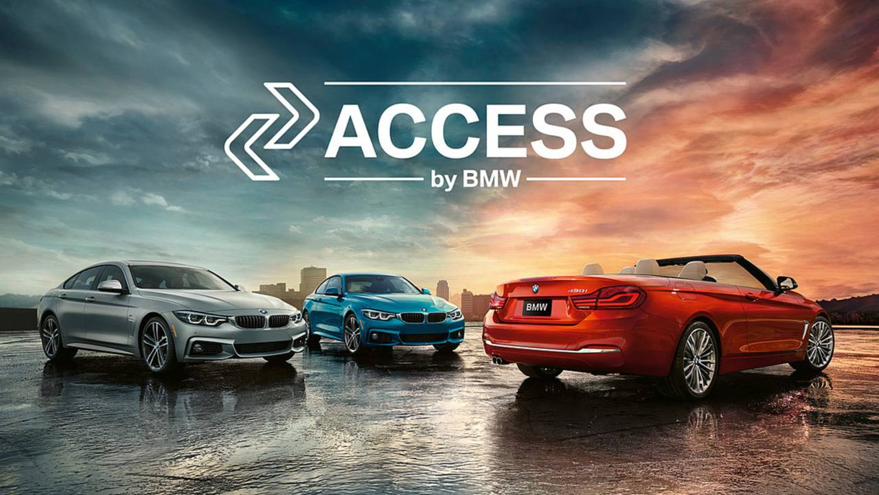 BMW Access subscription program