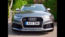 Audi RS 6 Avant prince Harry