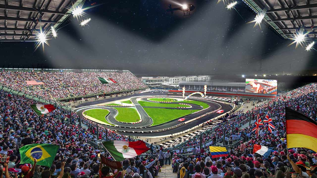 Mexico Race of Champions 2019