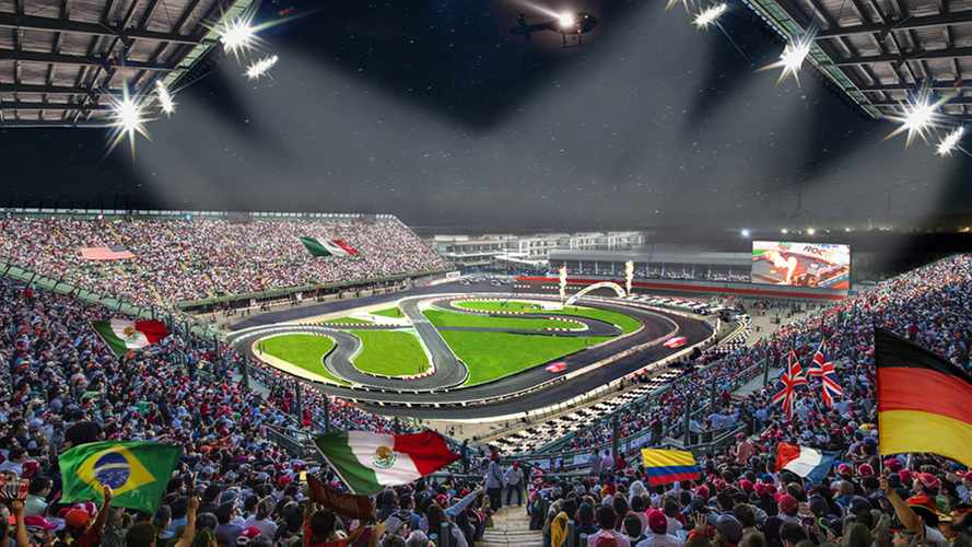 Mexico F1 venue to host 2019 Race of Champions